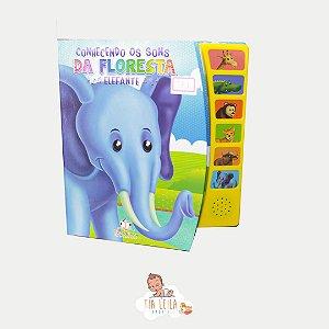 Conhecendo Os Sons Da Fazenda - Elefante