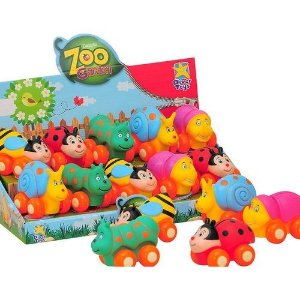 Display Mordedores Zoo Garden Divertoys - SORTIDOS
