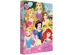 Quebra-cabeça 100 Peças Princesas 2225 Jak