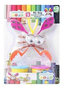 Mr. bug - massinhas de modelar - Batiki