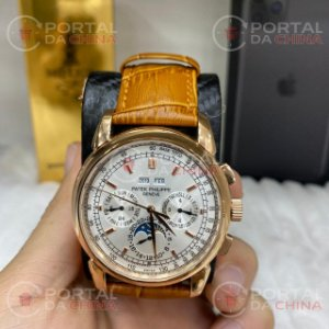 Patek Philippe Perpetual Calendar Chronograph Moonphase