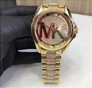 Michael Kors - Dourado fundo Dourado