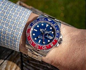 Rolex GMT MASTER II - PEPSI