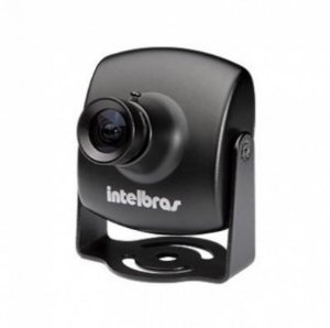 "Minicâmera Intelbras 600 TVL Sony 1/3"" Super HAD II CCD"
