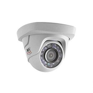 Câmera JFL Dome Hibrida 4x1 CHD-1215P (1.0MP | 720P | 2.8MM | Plástico)