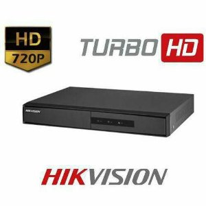 DVR Hikvision 4 Canais Turbo HD 5x1 - DS-7204HGHI-F1