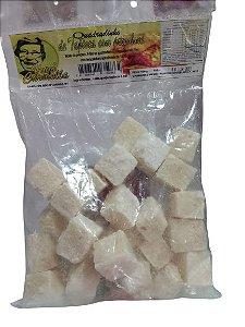 Dadinho de Tapióca c/ Queijo Provolone Porção 500 Gr c/ 15 Unids