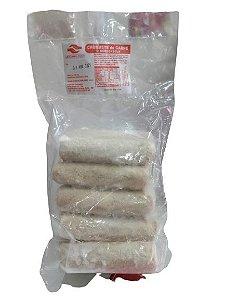 Croquete de Carne c/ Gorgonzola Porção 500 Gr c/10 Unidades