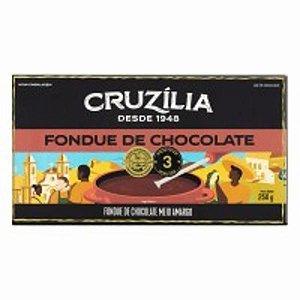 Fondue de Chocolate Cruzilia 250 Gr