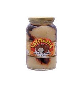 Cocada com Ameixa Tatitânia - 680 Gr