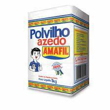 Polvilho Azedo - Amafil 1Kg