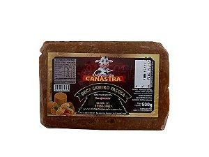 Paçoca Caseira - O Bom da Canastra 400 Gr