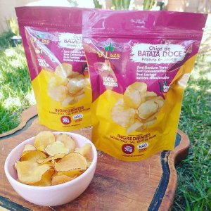 Chips de Batata Doce - 70g