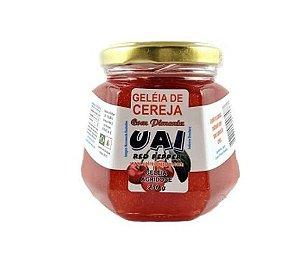 Geleia Pimenta com Cereja 250 Gr - UAI