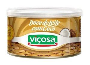 Doce de Leite com Coco - Viçosa 400GR