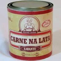 Carne Suína na Lata - Xavante 900 Gr