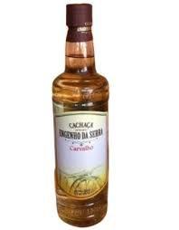 Cachaça Engenho da Serra Carvalho - Ouro 670 ml