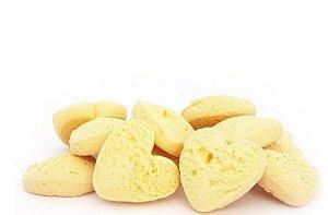 Biscoito Coração de Leite Ninho - 400 GR