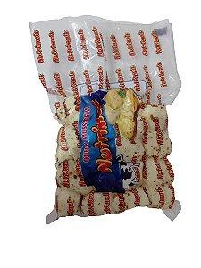 Queijo Mussarela Nozinho Temperado (Peso médio 0,300 Gr)