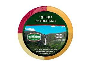 Queijo Napolitano (Peso médio 0,600 Gr)