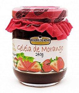 Geleia de morango Reserva de Minas - 240 Gr