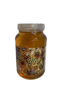 Pote de mel com favo - 750 gramas