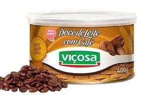 Doce de Leite com Café - Viçosa 400 GR