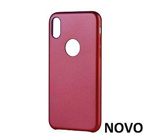 Capa iPhone X Devia 477-RED