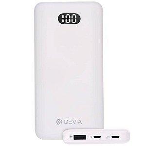 Carregador Power Bank 10000 mAh Digital 2WH Devia