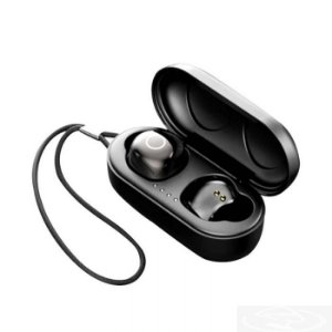 Earphones Wireless V2 Black Devia