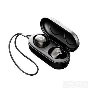 Earphones Wireless V2 Black Devia