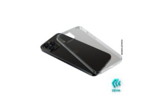 Capa Naked TPU Crystal Clear Devia iPhone 12 Pro Max