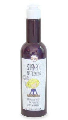Shampoo Hidratante Matizador Orgânico -Boutique do Corpo