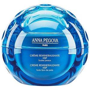 Creme Facial Reparador Revitalizante Anna Pegova - Crème Reminéralisante HSP e Prebiótico - 40ml