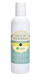 Leite Hidratante Natural de Calêndula 250ml – Cativa Natureza