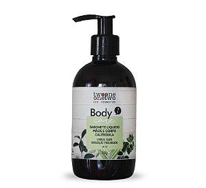 Sabonete Líquido Natural Vegano Sulfato Free Calêndula 250g - Twoone Onetwo