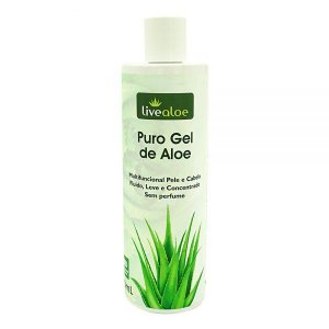 Puro Gel Multifuncional Natural de Aloe 500ml – Livealoe