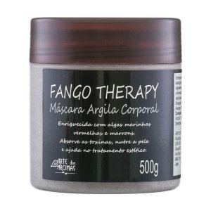 Máscara de Argila Corporal Natural Fango Therapy 500g - Arte dos Aromas