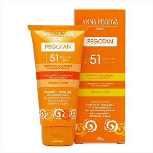 Protetor Solar Facial FPS 51 Pegotan 50g – Anna Pegova