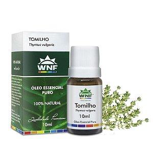 Óleo Essencial Natural de Tomilho 10ml - WNF