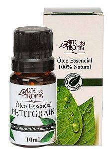Óleo Essencial de Petitgrain 10ml – Arte dos Aromas