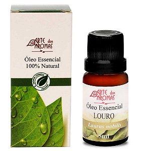 Óleo Essencial de Louro 5ml – Arte dos Aromas