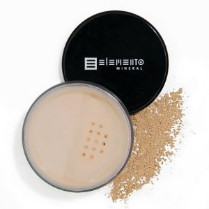 BB Powder Mineral FPS 15 com 8g - Elemento Mineral - Pale Light Claro