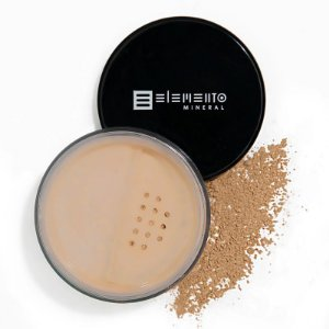 BB Powder Mineral FPS 15 com 8g - Elemento Mineral - Cool Médio