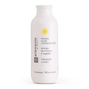 Condicionador Mineral Gloss Hidratação e Brilho 200ml - Elemento Mineral