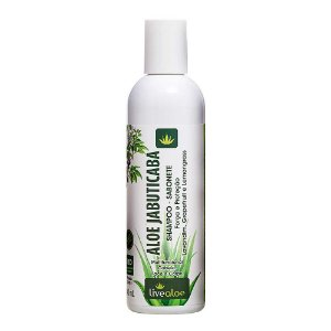 Shampoo e Sabonete Multifuncional Natural Aloe Jabuticaba 240ml – Livealoe