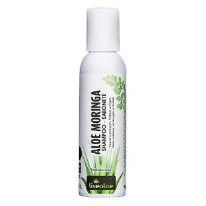 Shampoo e Sabonete Multifuncional Orgânico Aloe Moringa 120ml – Livealoe