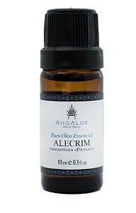 Óleo Essencial de Alecrim 10ml -Ahoaloe