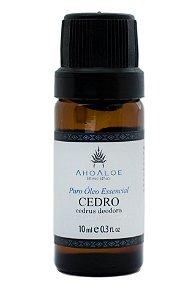 Óleo Essencial de Cedro 10ml - Ahoaloe