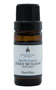 Óleo Essencial de Limão Siciliano 10ml - AhoAloe